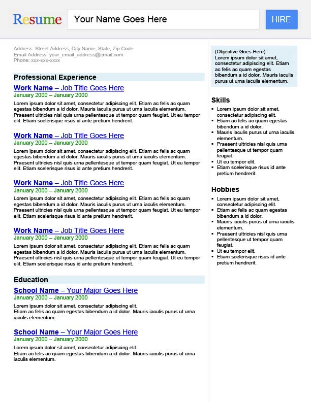 Professional cv writing services dubai